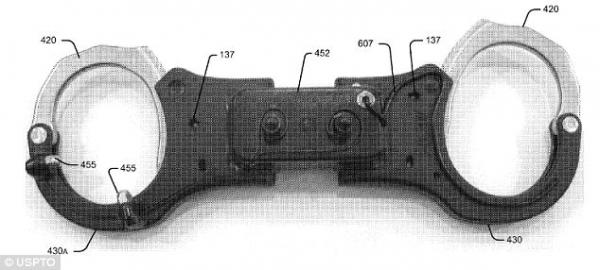 Augmented Detainee Restraints via USPTO