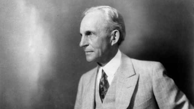Henry Ford via otecorporation.com