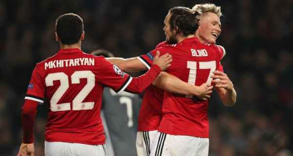 Manchester United vs Benfica via Indosport